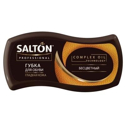 Губка для обуви Salton PROFESSIONAL Волна СИЛИКОН (бесцветная)