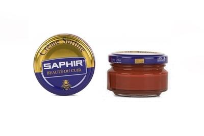Высококачественный Крем для обуви из гладкой кожи SAPHIR Creme Surfine