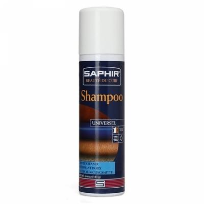 Пена Очиститель SAPHIR SHAMPOO, Бесцветная 150 мл