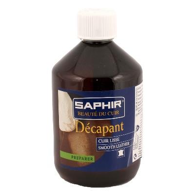 Очиститель SAPHIR DECAPANT БОЛЬШОЙ флакон, 500мл.