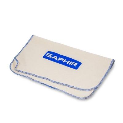 Салфетка для полировки обуви Saphir