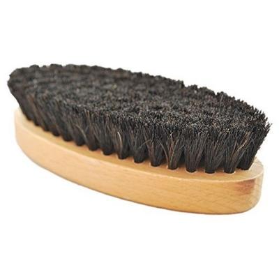 Щётка овальная с натуральным ворсом Saphir Polisher Brush