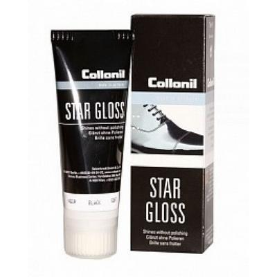 Крем-блеск для всех видов обуви из гладкой кожи Star Gloss COLLONIL