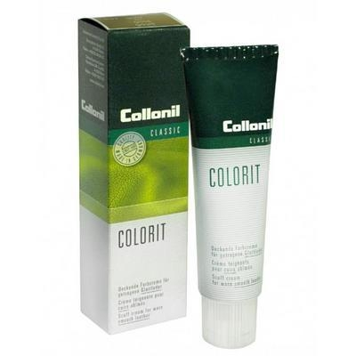 Крем-восстановитель цвета для гладких кож Colorit COLLONIL