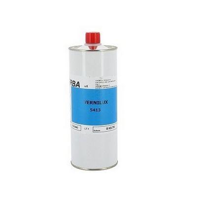 Очиститель для лакированной кожи GIRBA VERNILUX, бесцветный. 1 литр.