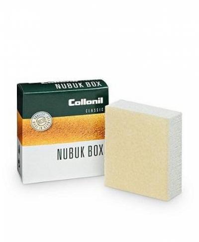 Ластик для чистки замши, велюра, нубука Nubuk-Box COLLONIL