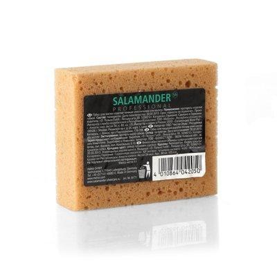 Губка пористая для мыла,  для влажной чистки обуви,Salamander Professional