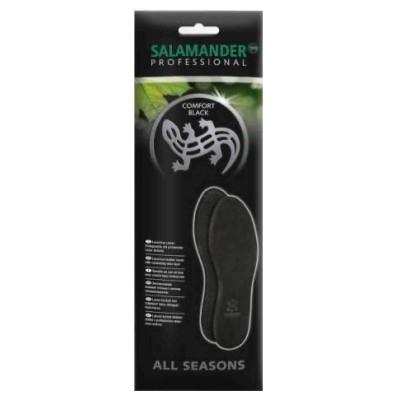 Salamander PROF - Стельки кожаные Comfort Black  размеры в наличии