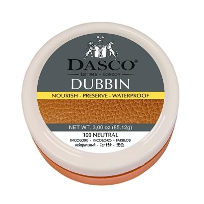 Крем для обуви влагооталкивающий, DASCO DUBBIN