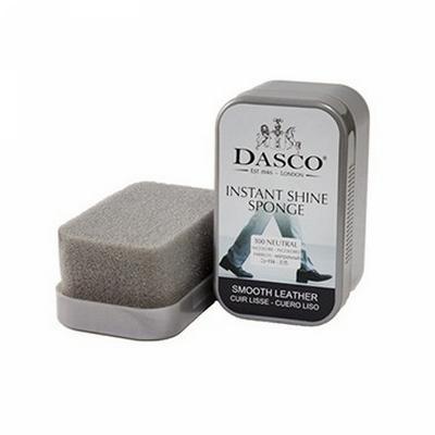 Губка для обуви с силиконовой пропиткой DASCO INSTANT SHINE SPONGE