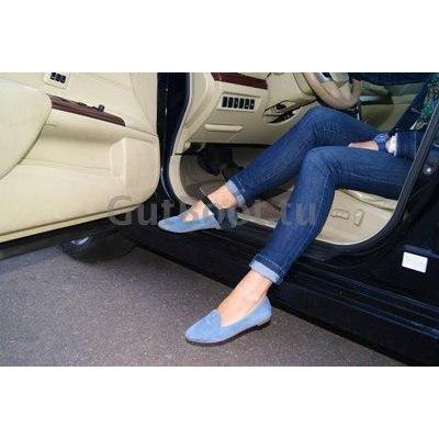 Aвтoпяткa АutоНееl для жeнcкoй oбyви без каблука  Kpoкo лакированная , крепление кнопка, цвета в ассортименте