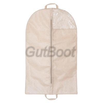 Чехол для одежды плоский на молнии 100х60 см.