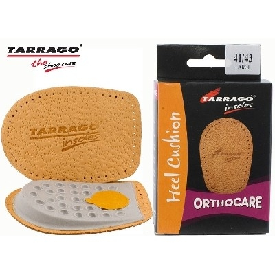 Подпяточник кожаный, Tarrago Heel Cushion, размеры в наличии