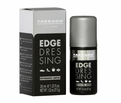 Краска для подошв, рантов, каблуков TARRAGO, Edge Dressing