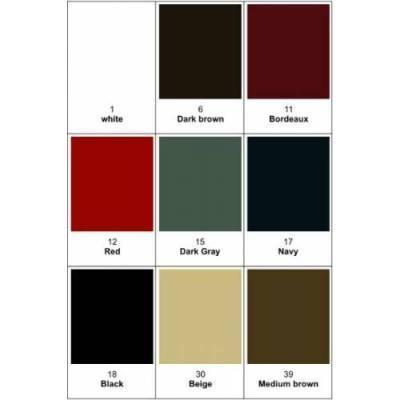 Аэрозоль-краситель для гладкой кожи TARRAGO Leather Refresh, 200мл. (цвета в ассортименте)