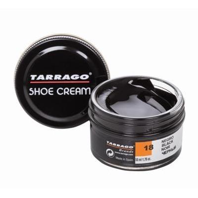 Крем банка для гладкой кожи SHOE Cream, СТЕКЛО, 50мл. (цвета в ассортименте)