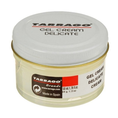 Крем-гель для тонких и деликатных кож, банка Tarrago Gel Cream