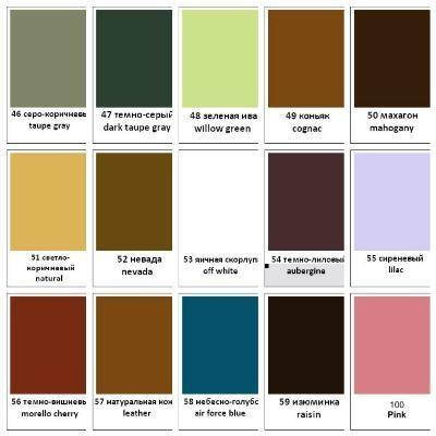 Краситель  TARRAGO COLOR DYE, стекло, 25мл. Краситель для гладкой кожи и текстиля, цвета в ассортименте