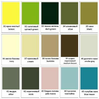 Краситель для гладкой кожи и очиститель TARRAGO Color Dye Double стекло 2х25 мл , цвета в ассортименте