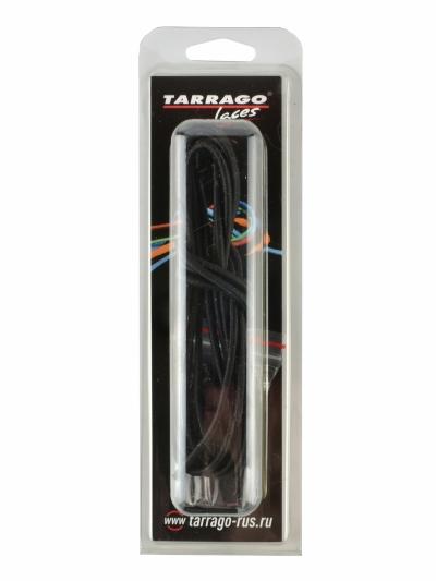 Шнурки регулируемые, эластичные, цвет черный, 100см