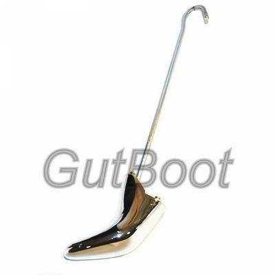 Обувная колодка металлическая для растяжки женских сапог и обуви на высоком каблуке