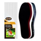 Стельки для спортивной обуви, черные, безразмерные FROTTE BLACK