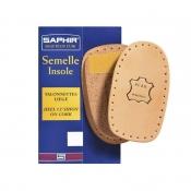 Обувной подпяточник кожаный на пробке SAPHIR Talonnette