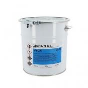 Профессиональный Крем GIRBA VEGA для отделки гладкой кожи, в металлической банке