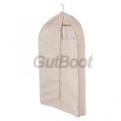 Чехол для хранения одежды объемный с ручками 140х60х10 см.