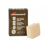 Ластик для сухой чистки жированого нубука, кожи Tarrago Cleaner Block Nubuck-Oil