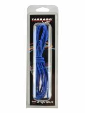 Шнурки регулируемые, эластичные, цвет синий, 100см