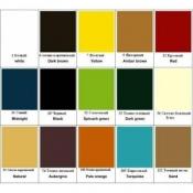 Краситель для гладкой кожи и текстиля Tarrago Self Shine Color Dye, 500мл, цвета в ассортименте