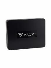 Набор Valvi для ухода за обувью в металлической коробке.