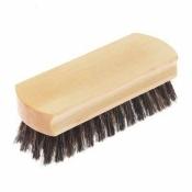 Щетка обувная для полировки (дерево/волос)