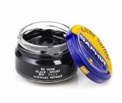 Крем SAPHIR Creme Surfine черного цвета, банка стекло, 50мл.