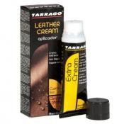 Крем тюбик с губкой TARRAGO Leather cream, БОЛЬШОЙ, 75мл. (цвета в ассортименте)